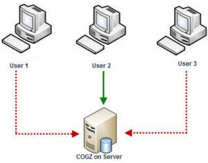COGZ Network Module